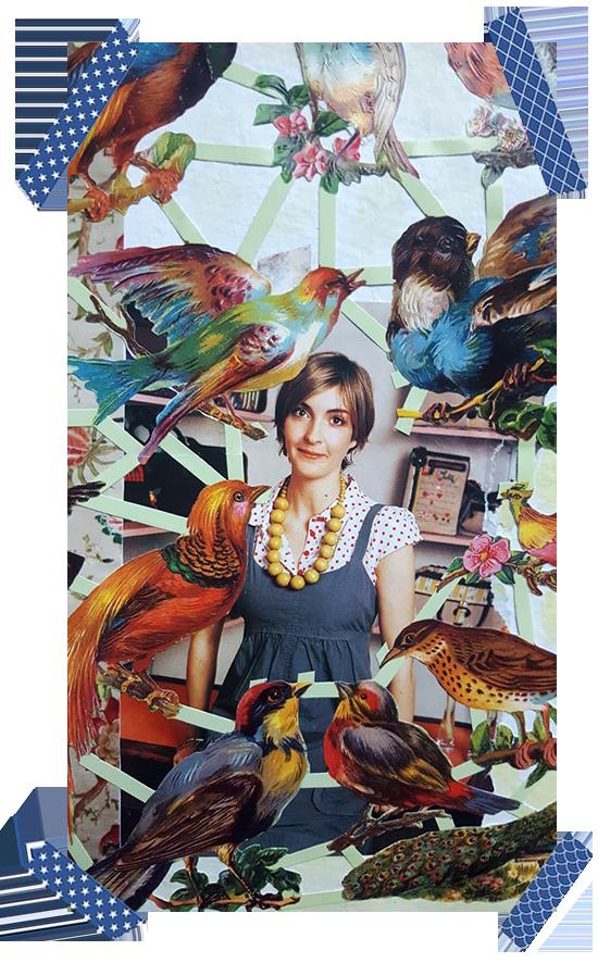 reviews over Alexandra's artjournals
